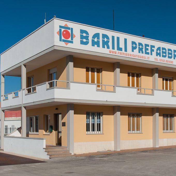 Prefabbricati Barili